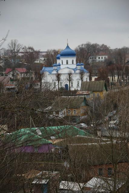 View form Gorky Park