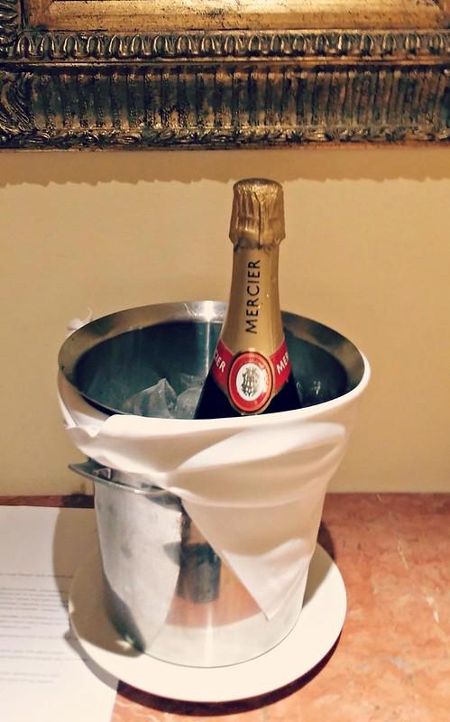 Mercier Champagne