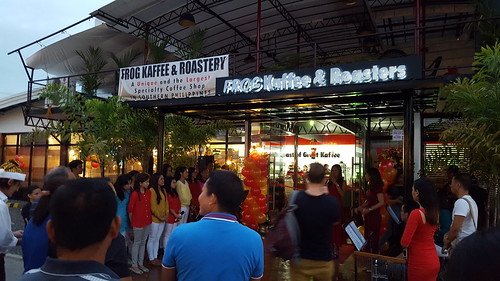 Fresh Roast of Great FROG Kaffee & Roastery Opens in Davao - DavaoFoodTrips.com