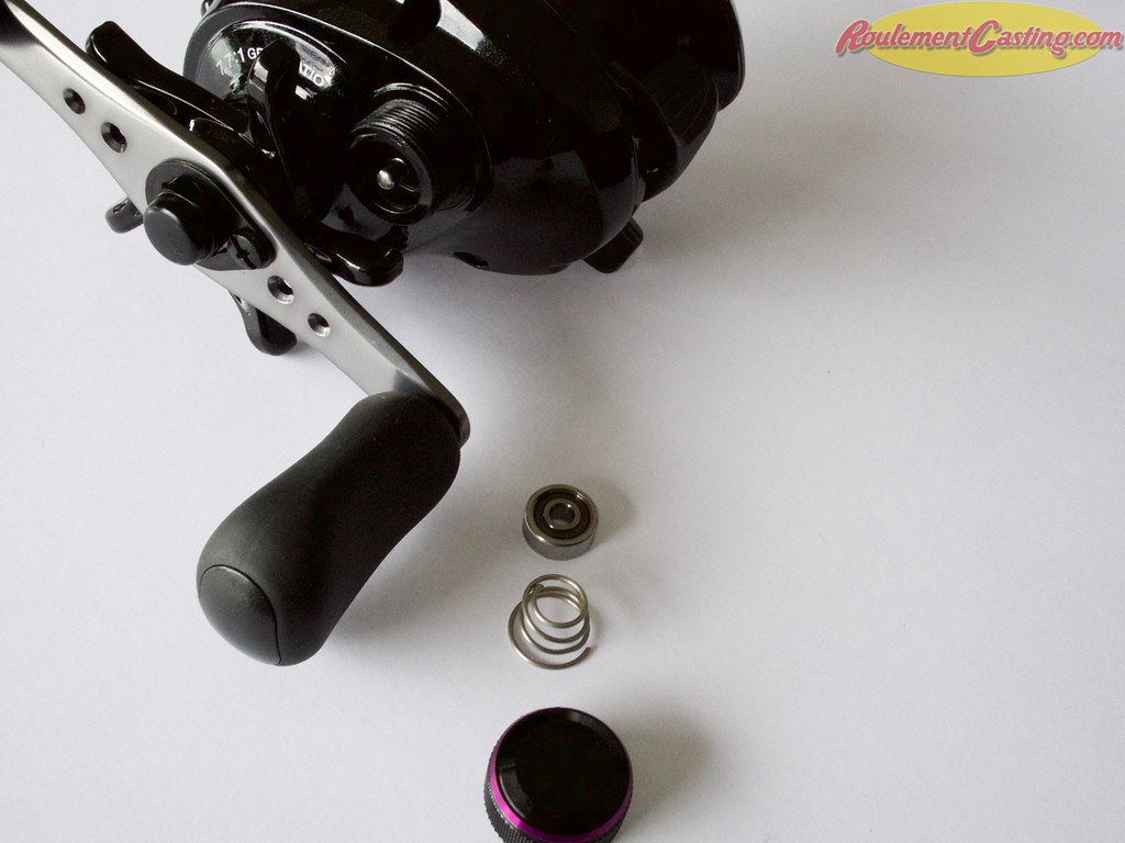 Shimano Brenious Spool Bearings Upgrades #7