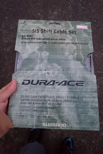 Shimano Dura-ace sis shift cable