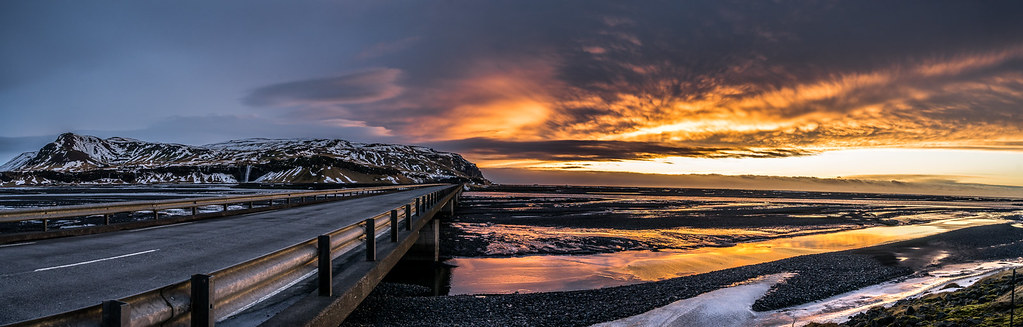 Markarfljot, Iceland picture
