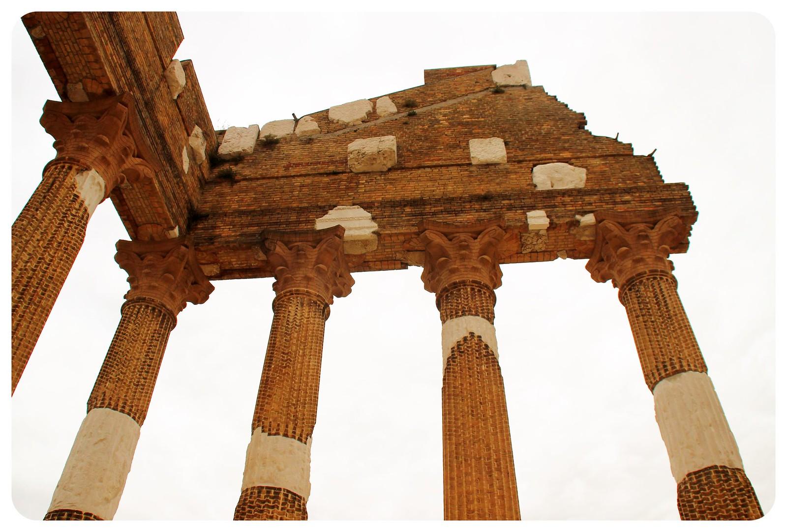 brescia roman ruins