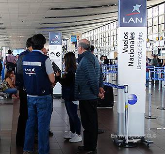LAN Personal gerencia Aeropuertos contingencia Paro DGAC Nov15 (RD)