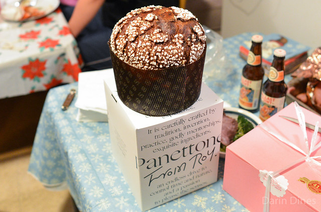 Panettone From Roy
