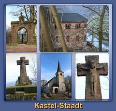 Kastel-Staadt (Rheinland-Pfalz / Deutschland)