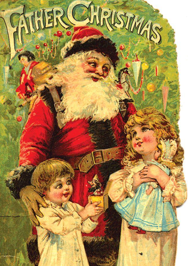 отец рождества
