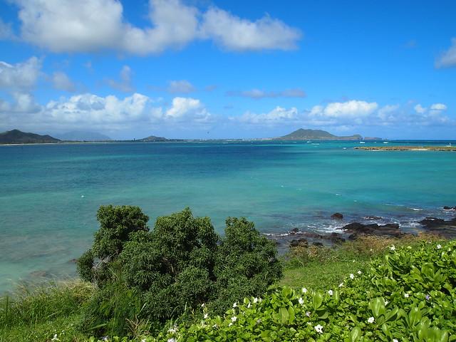 PB280395 Kailua Beach Park(カイルア・ビーチ・パーク) ハワイ