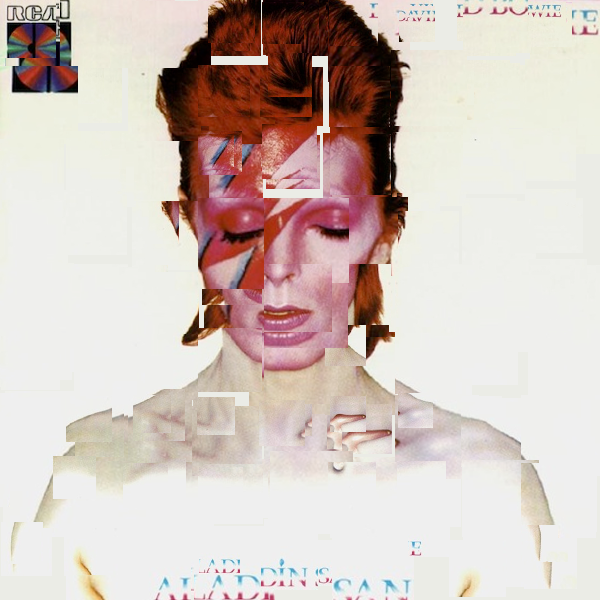 BowieCollage