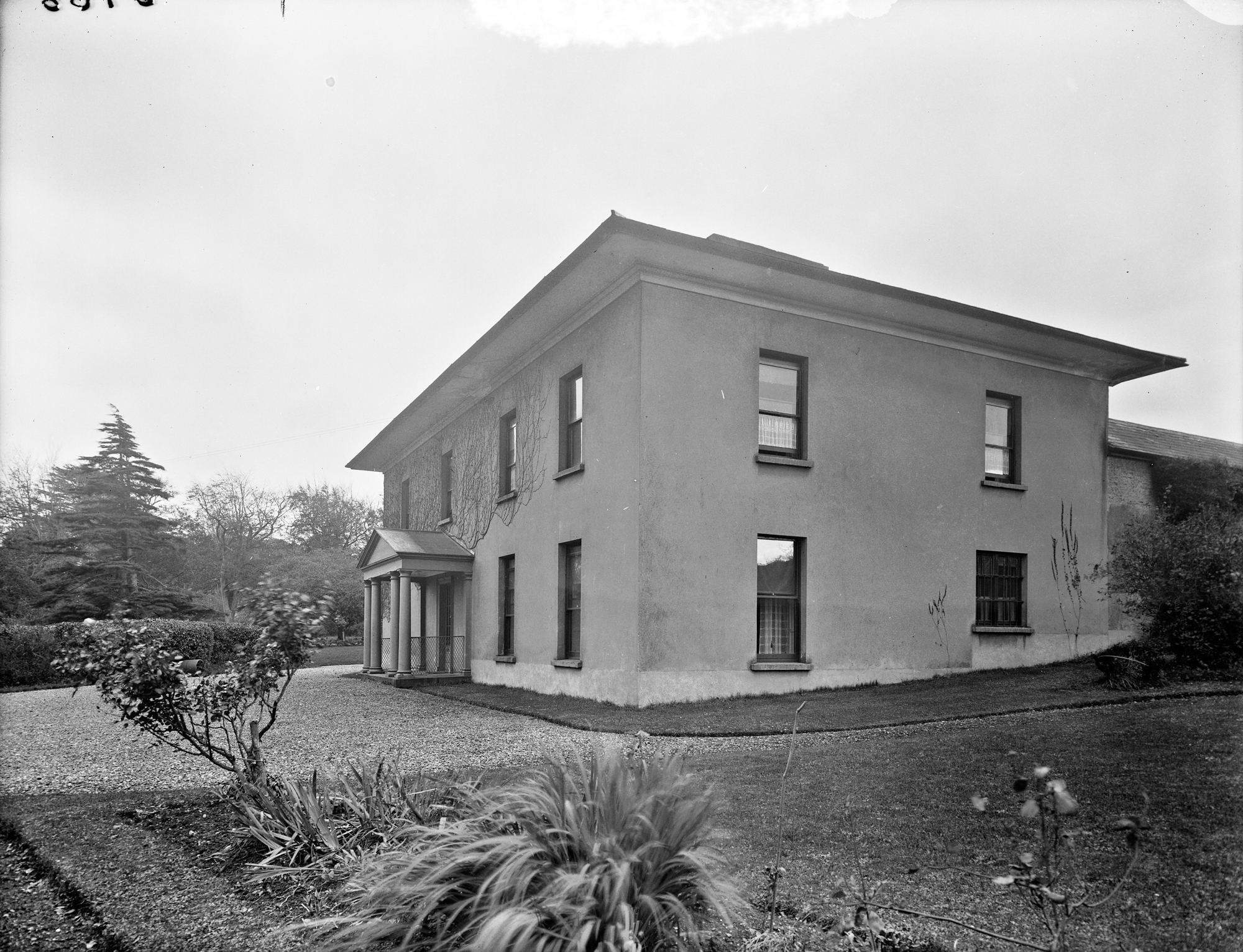 The Lodge, Spa, Ballynahinch : commissioned by Terence G.Johnson, Esq