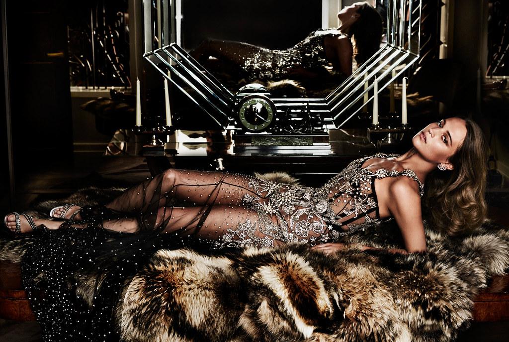 Алисия Викандер — Фотосессия для «Vanity Fair» 2016 – 2