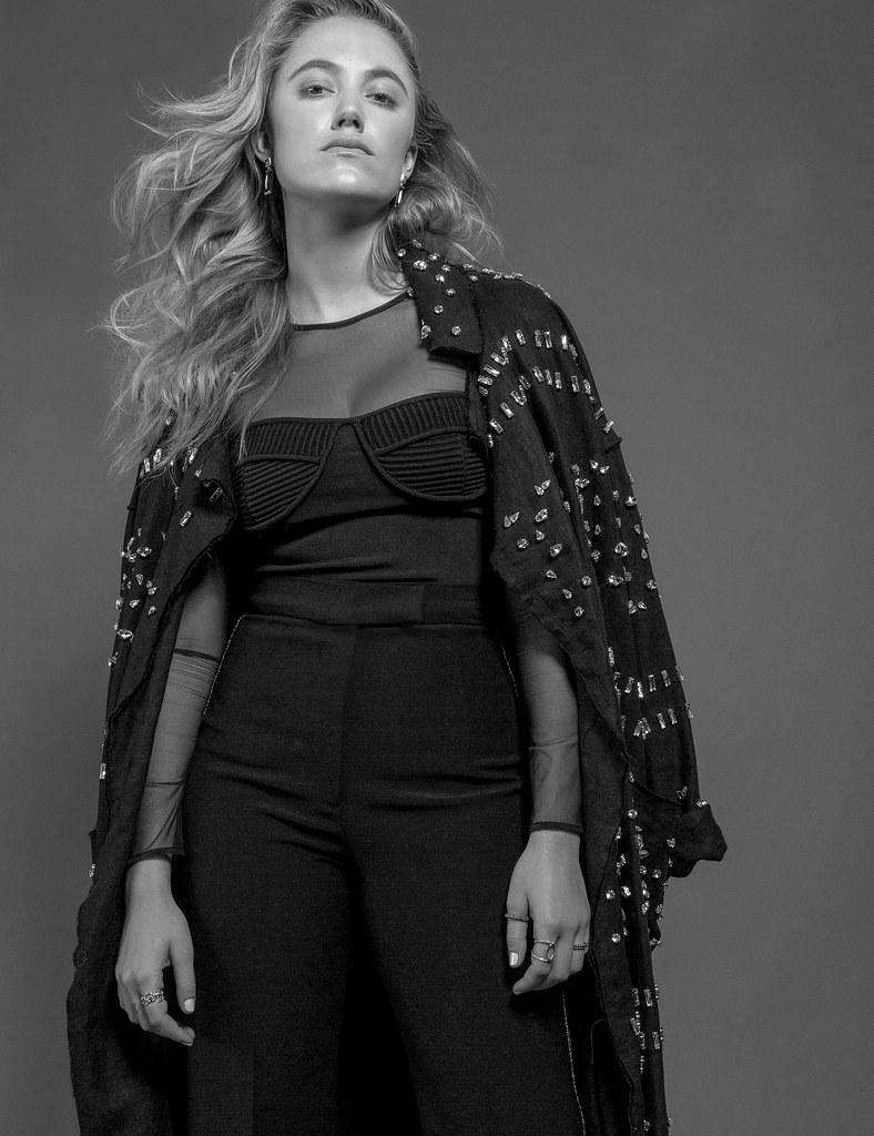 Майка Монро — Фотосессия для «VVV» 2016 – 13
