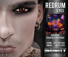 !NFINITY Redrum Eyes - Spookzilla