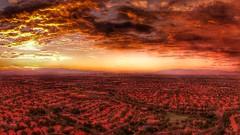 August 14 Sunset