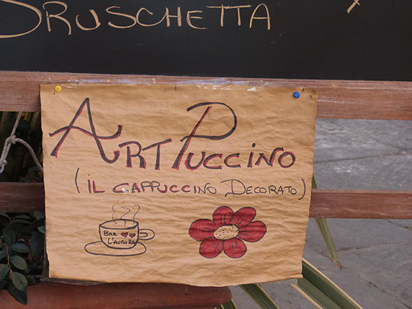 art puccino