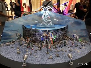 CIRCLEG 時代廣場 高達 皇室堡 MELODY 九龍灣 EMAX 國際展貿中心 香港手作設計展 (7)