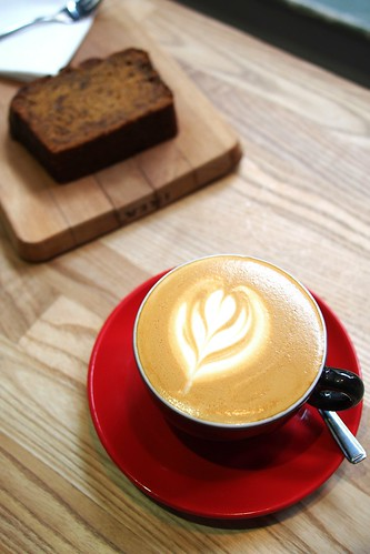 The search for good coffee in Bristol: Playground Coffee House (St. Nicholas Street)