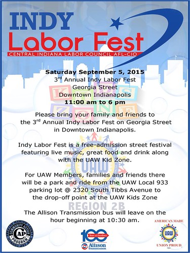 Indy Labor Fest