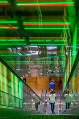 The escalators I