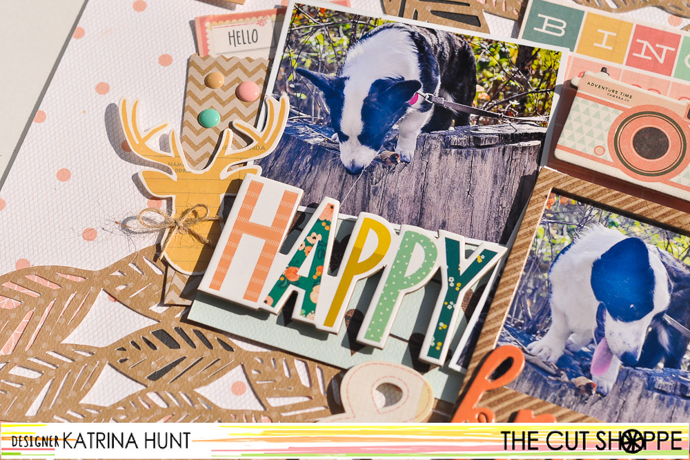 Happy_And_Brave_Scrapbook_Layout_The_Cut_Shoppe_Crate_Paper_Carta_Bella_Katrina_Hunt_1000Signed-2