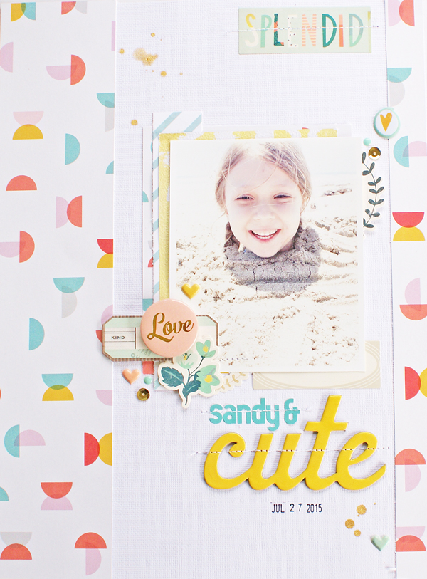 Sandy & Cute