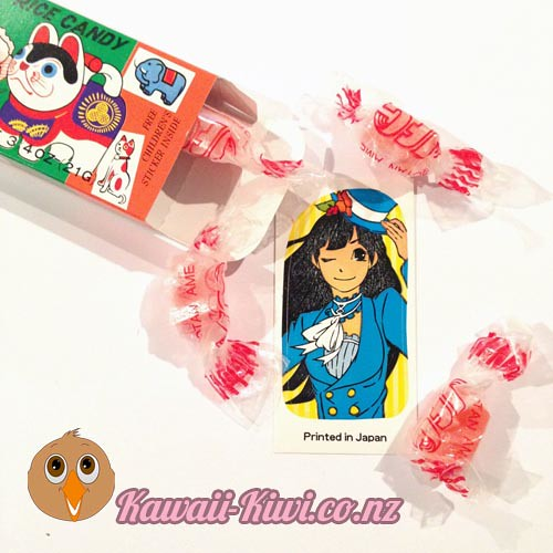 Botan Rice Candy Kawaii Sticker