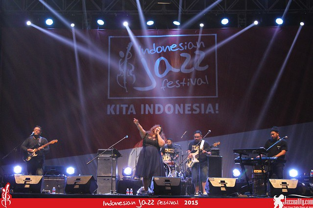 Indonesian Jazz Festival 2015 - Extra Large(2)
