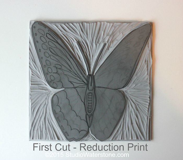 52 Weeks of Print: 33/52 first cut
