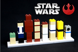 Brick Buddies- Star Wars Heroes