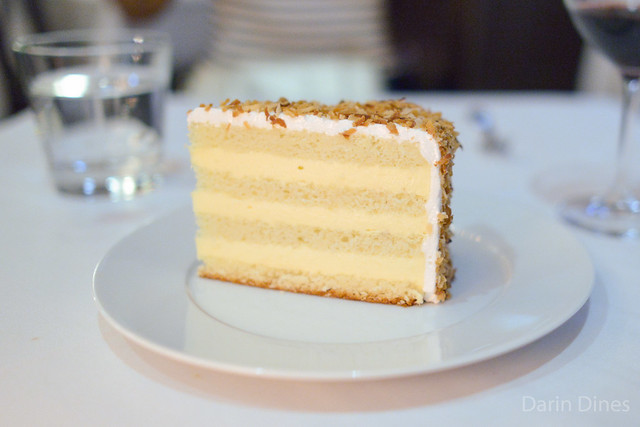 Seven Layer Coconut Cake