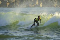 Early morning surf @ Yamba