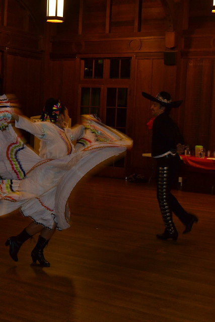 Latinx Heritage Month Ballet Folklorico Workshop