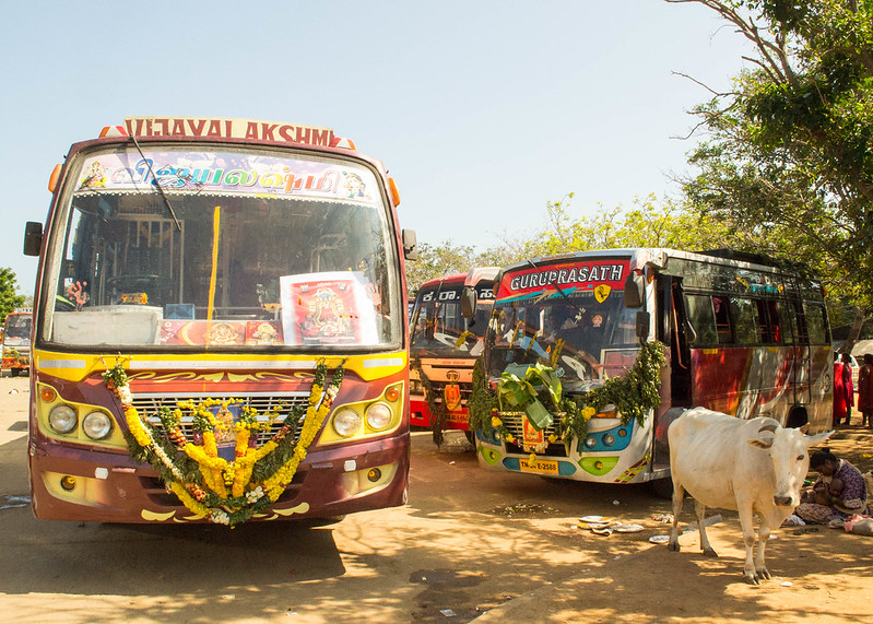 Pondicherry Buses