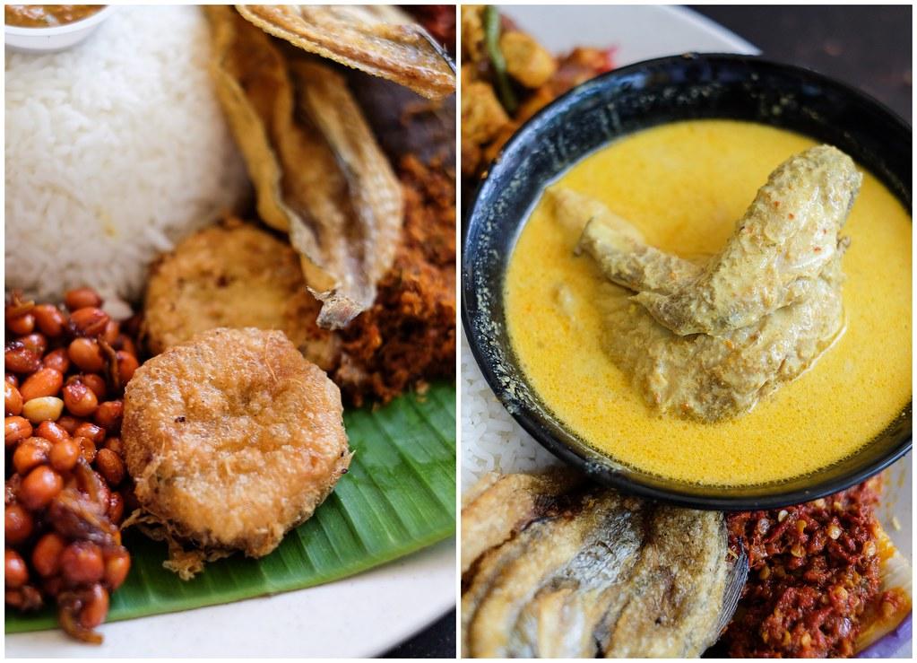 pu3餐厅咖喱鸡和炸土豆