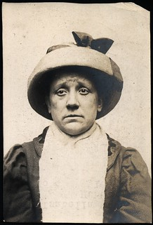 Isabella McQue alias Hubbart, arrested for stealing a sealskin coat