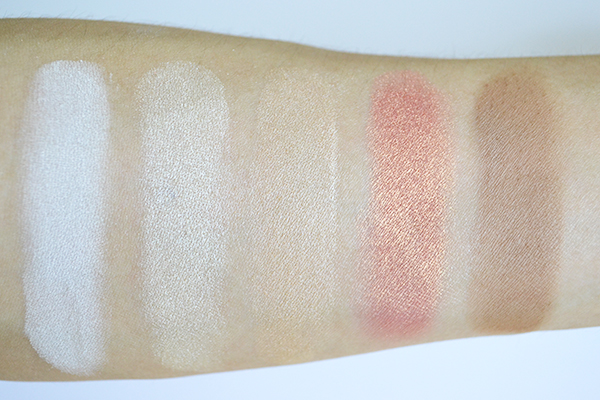 Pink Sugar Eye Candy Eyeshadow Palette Review and Swatches