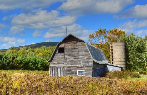 Rib Mountain Abandoned Barn