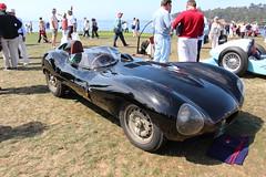 race car, automobile, vehicle, automotive design, jaguar d-type, antique car, classic car, vintage car, land vehicle, sports car,