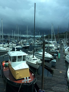 20150917 - Boats & Clouds