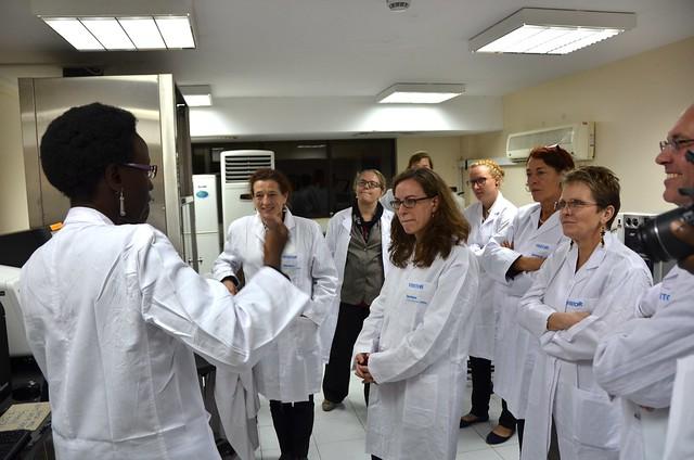 Visit to ILRI by BMZ delegation