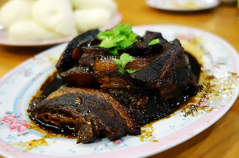 11 Beng Hiang - Braised Pork Belly