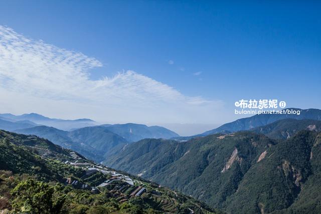 【清境民宿推薦】來自星星的民宿!超棒view整個不想回家@天星渡假山莊