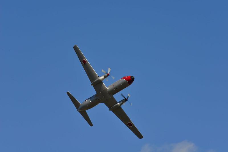 YS-11 / 入間基地航空祭2015