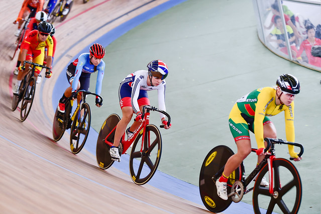 2015/16 UCI Track Cycling World Cup - Cali - Day two