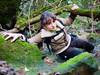 Shooting Lara Croft - Sources de l'Huveaune - 2015-11-11- P1650819