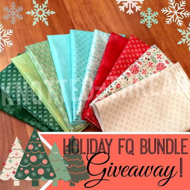 Holiday Bundle GIVEAWAY!