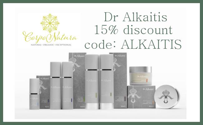 Corpo Natura Dr Alkaitis Discount