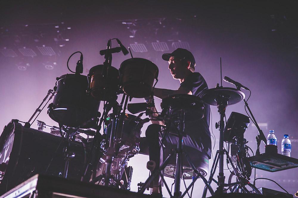 Alt-J @ Leeds Arena 06/12/15