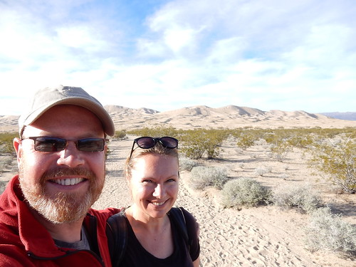 Mojave National Preserve - Kelso Dunes - 1
