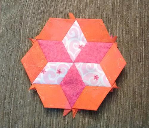 Hexagon star number 32